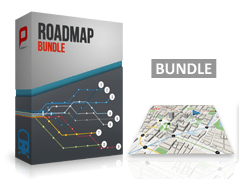 Offre groupée Feuilles de route _https://www.presentationload.fr/roadmaps-bundle-1-1.html
