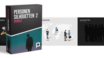 Personen-Silhouetten Bundle2 _https://www.presentationload.de/personen-silhouetten-clipart-powerpoint-bundle-2.html