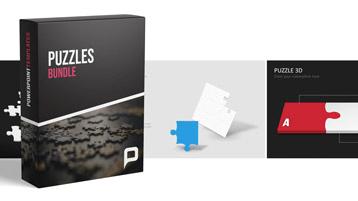 Offre groupée Puzzles _https://www.presentationload.fr/puzzle-bundle-fr.html