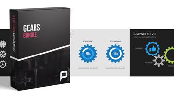 Offre groupée Engrenages _https://www.presentationload.fr/gearwheel-bundle-fr.html