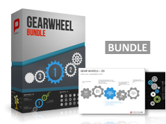 Paquete de ruedas dentadas _https://www.presentationload.es/gear-wheel-bundle-es.html