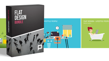 Flat Design – Presentation People Bundle _https://www.presentationload.fr/flat-design-presentation-people-bundle-fr.html