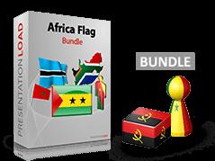 Paquete de banderas- África _https://www.presentationload.es/conjunto-banderas-africanas.html