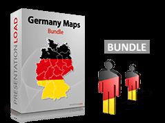Paquete de mapas de Alemania _https://www.presentationload.es/conjunto-mapas-alemanes.html