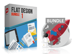 Flat Design - Bundle 1 _https://www.presentationload.de/xst001bundle-flat-design-powerpoint-vorlagen.html